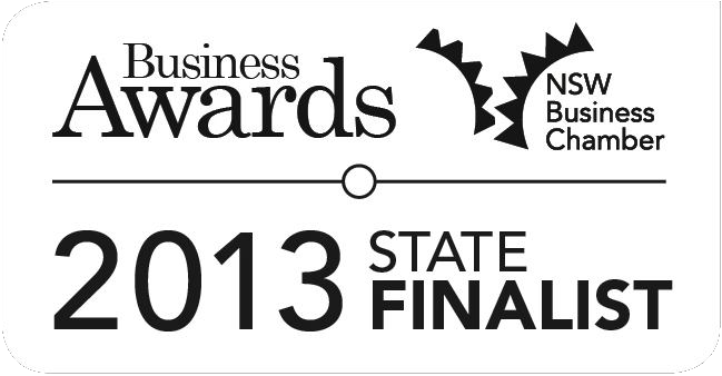 NSW Business Chamber State finalist