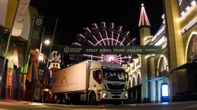 Audio-Visual-Events-AVE-Truck-Luna-Park-Sydney