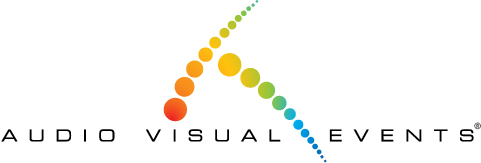 Audio Visual Events Logo | AV Hire Sydney
