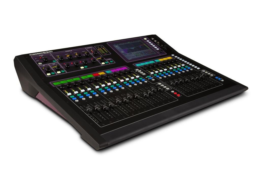 Digital Audio Mixer Hire Sydney : allen heath gld 80 digital mixer audio visual events hire sydney ~ Russianpoet.info Haus und Dekorationen