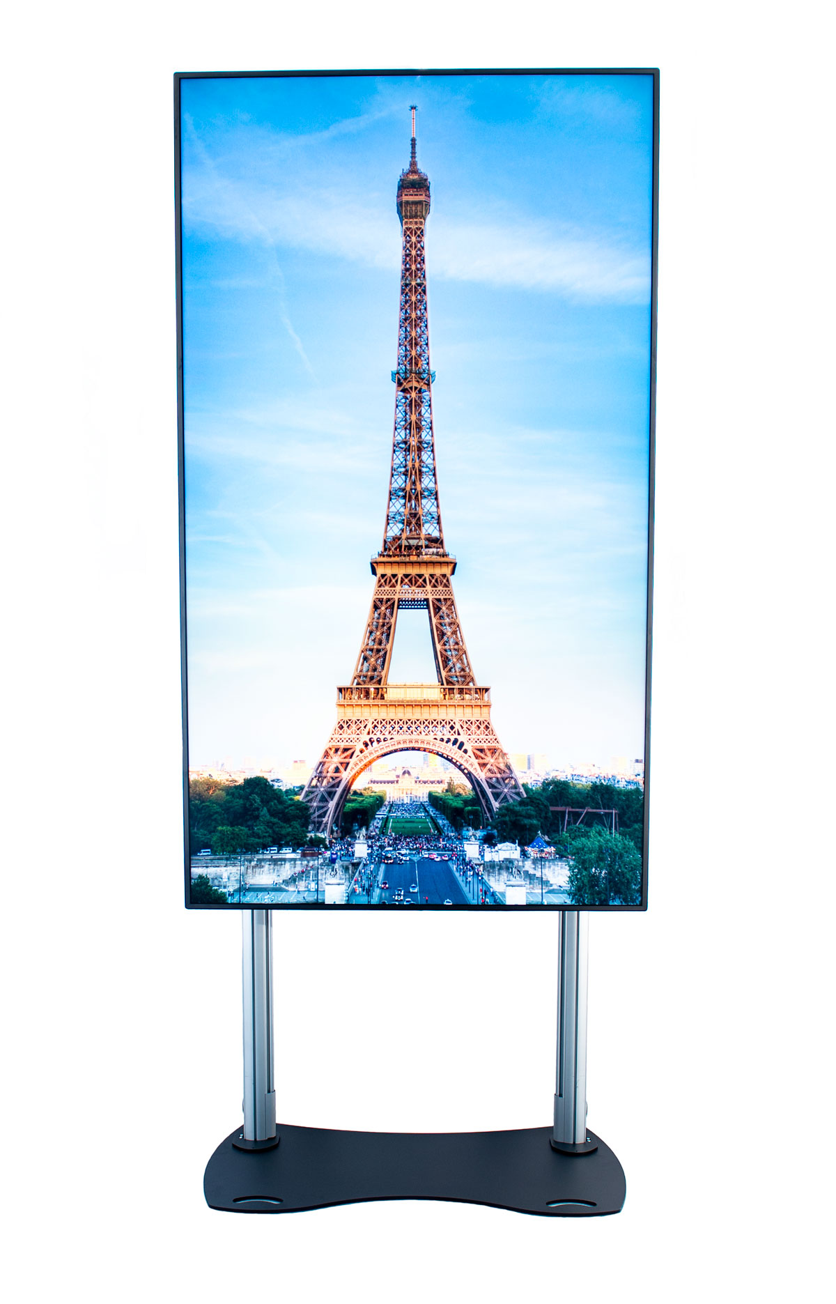 Samsung 98 Inch QM98F UHD SMART Signage TV Display Hire