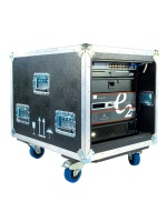 Barco E2 Tri Combo Event Master Processor in Roadcase Hire | Audio Visual Events Sydney
