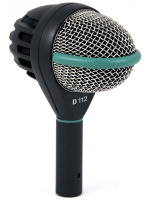AKG_D112_Bass_Drum_Microphone