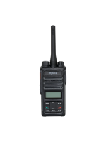 Hytera PD462 Handheld Two-Way Digital DMR Radio Front | Audio Visual Events